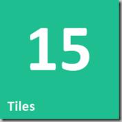 15 Tiles