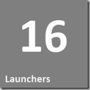 16 Launchers