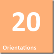 20 Orientations