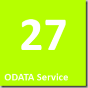 27 OData Service