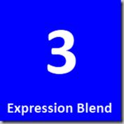 3 Expression Blend